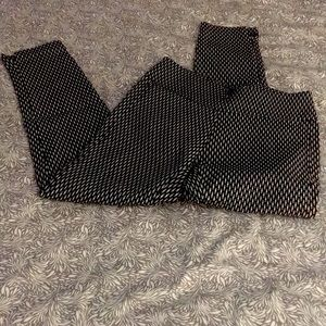 NY & Co. Stretch work/editor pants